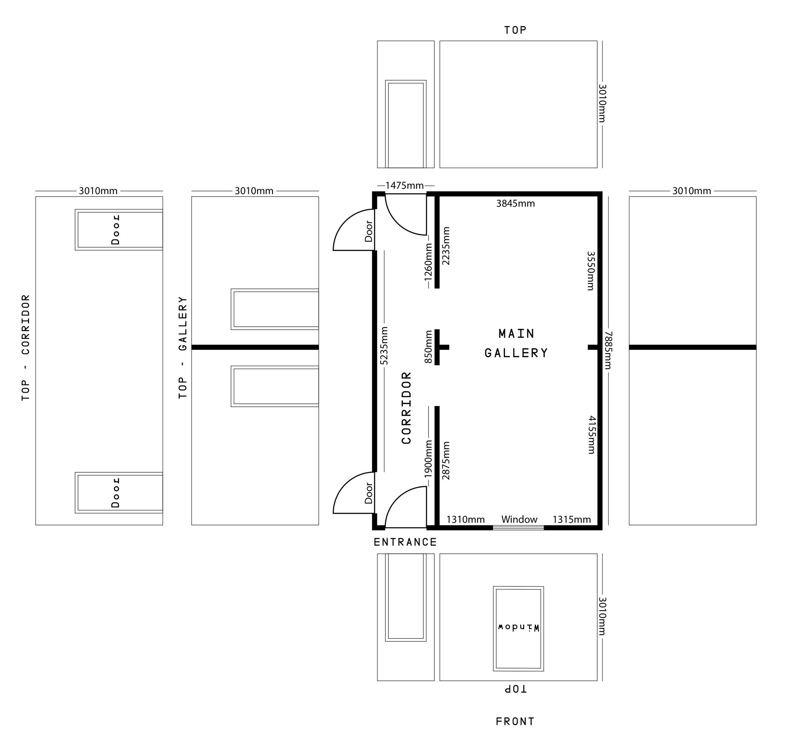Gallery Floor Plan July 2019