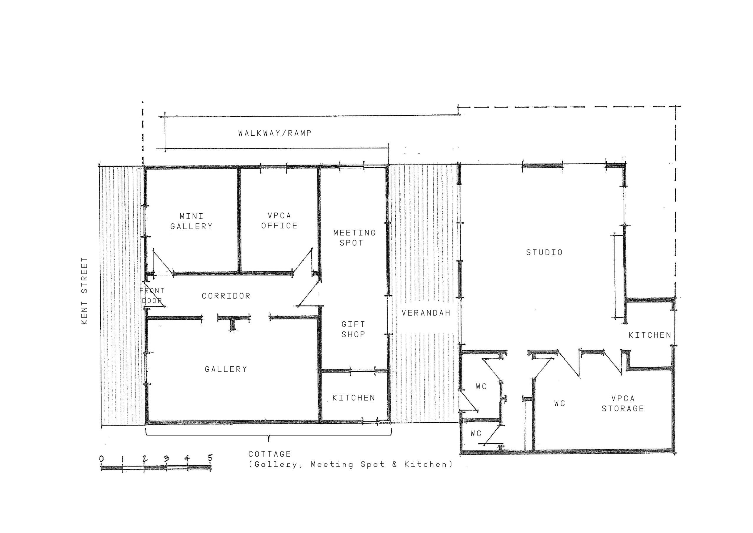 Centre Floor Plan